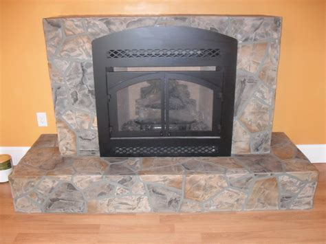 Fireplace Overlay by Concrete Fireplaces Bbq Grills Pits Greenville