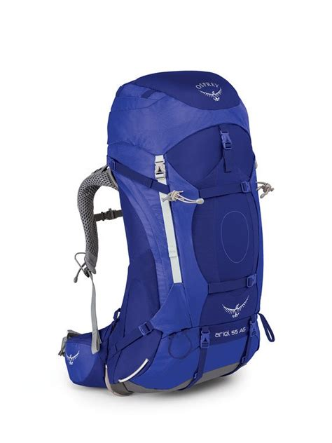 ariel ag 55 with raincover osprey packs official site