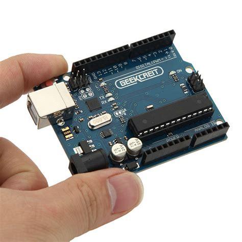 Termurah Arduino Uno R3 Bonus Usb Cable geekcreit arduino compatible r3 uno atmega16u2 avr usb board rcfair