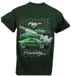 Ford Mustang T Shirt Ford Mustang Bullitt T Shirt Brand New Sold Exclusively