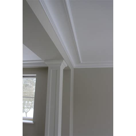 Ceiling With Cornice Classic Moulding For Medium Ceilings