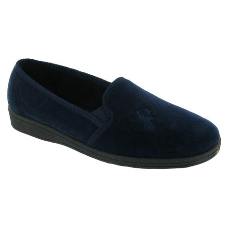 loafer slippers mirak stag mens classic slip on loafer slippers indoor