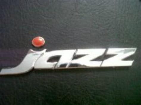 Emblem Tulisan Mugen Luxury Honda Jazz Honda emblem tulisan jazz