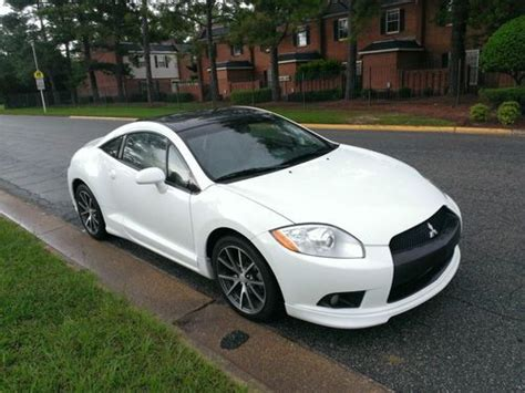 mitsubishi 2 door car buy used 2012 mitsubishi eclipse gs sport coupe 2 door 2