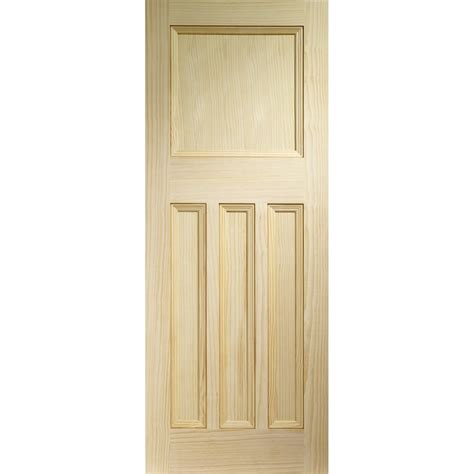 Buy Internal Pine Dx Edwardian Style 1930 S 4 Panel Door 1930 Interior Doors