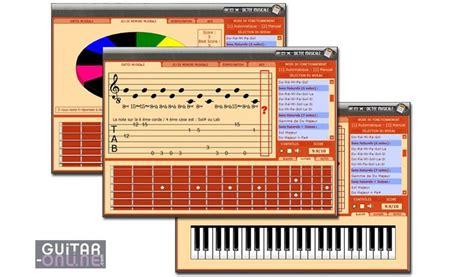 logiciel de dict 233 e musicale et m 233 moire auditive pour pc