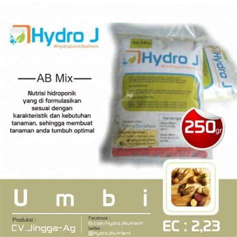 Bibit Pemutih Sg Cair 500ml jual hydro j nutrisi umbi 500 ml pekatan 250 gram bibit