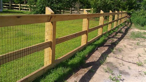 fences on wire fence fence and wood fences wood wire fence interiors design