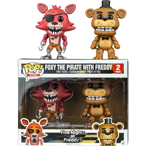 Pop Five Nights At Freddy S 2 funko five nights at freddy s freddy foxy pop vinyl