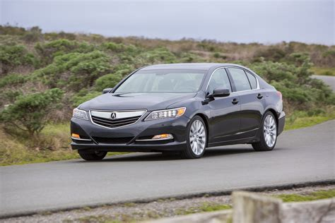Acura Rlx 2017 by 2017 Acura Rlx Offers More Features But Base Model Gets