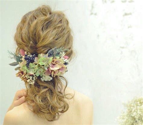 Wedding Hairstyles Using Flowers by 59 Gorgeous Patterns For Wedding Hairstyles With Flowers