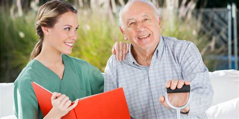 senior caregiver duties in professional and family care