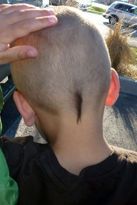 boys rat tail hairstyle rat tail hairstyle hair is our crown