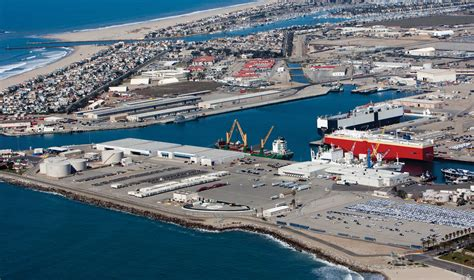 port hueneme bill gives port of hueneme access to federal funds