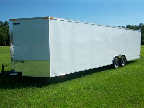 my trailer 8 5x14 enclosed trailer factory direct prices make my