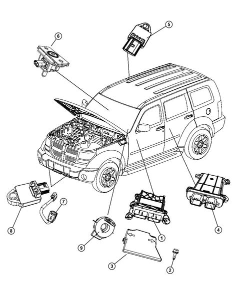 free download parts manuals 2009 dodge caliber electronic toll collection service manual replace 2011 dodge caliber air bag module automotive cable connectors