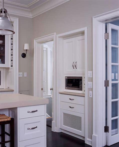 Kitchen Radiators Ideas Built In Microwave Nook Design Ideas