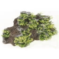 d 233 coration pour aquarium rocher plante mm achat