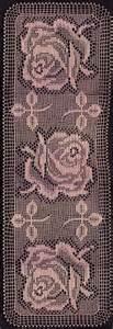 filet crochet knitting gallery