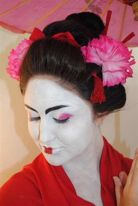 how to do japanese hairstyles traditional geisha hair tutorial