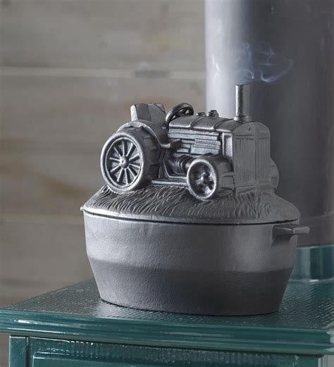 Log Cabin Wood Stove Steamer by Tractor Wood Stove Steamer Carriage House Ideas