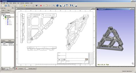 3d drawing online free captures d 233 cran freecad documentation
