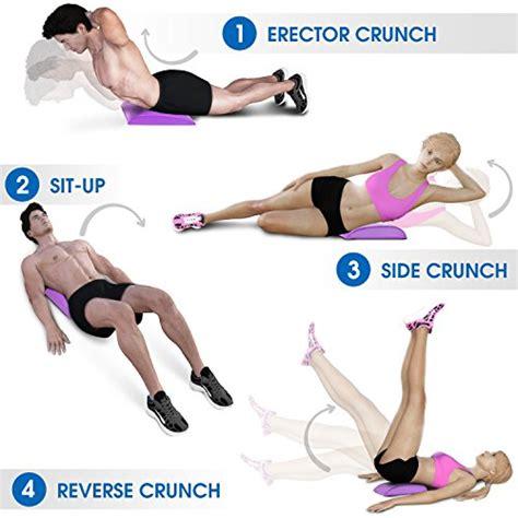 yesall abdominal mat abdominal wedge sit  support