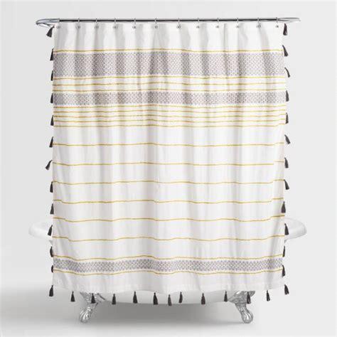world market bird shower curtain green and gray embroidered akila shower curtain world market
