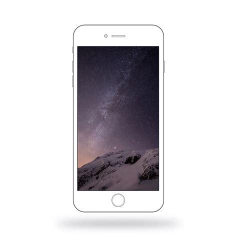 apple iphone 6 plus 6s plus vector mockup anasrahmoun