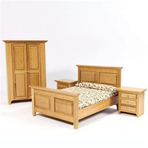 dolls house bedroom furniture country dolls house bedroom furniture set furniture 4437