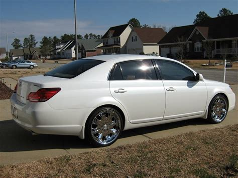 2005 Toyota Avalon Limited 2005 Toyota Avalon Related Infomation Specifications