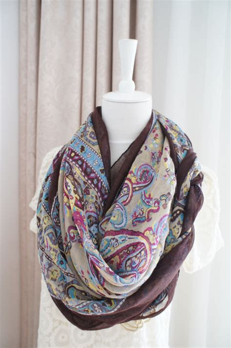 cashew nuts cotton retro ethnic scarf china scarf