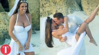 ugliest wedding dresses
