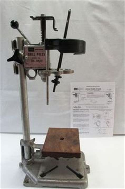 bench press sears sears craftsman drill press vintage model 335 25926