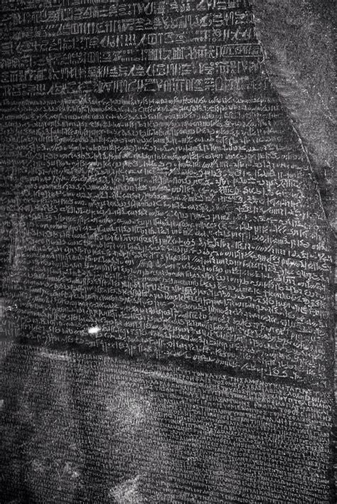 rosetta stone greek text the rosetta stone british museum london travel to eat