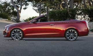 Cadillac Covertible Cadillac Ats Convertible Could Look Like This Gtspirit
