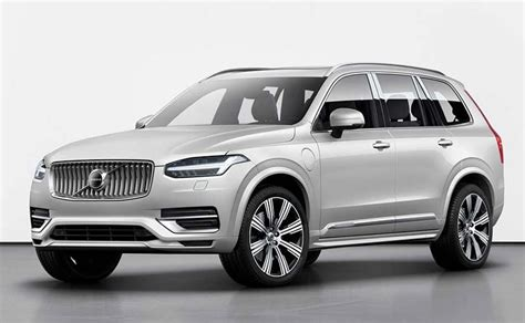 Volvo Lineup 2020 by 2020 Volvo Xc90 Facelift Unveiled With Styling Upgrades