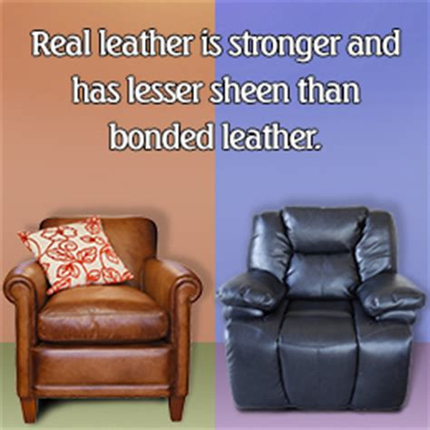 Bonded Leather Vs Genuine Leather Sofa Bonded Leather Vs Genuine Leather Furniture