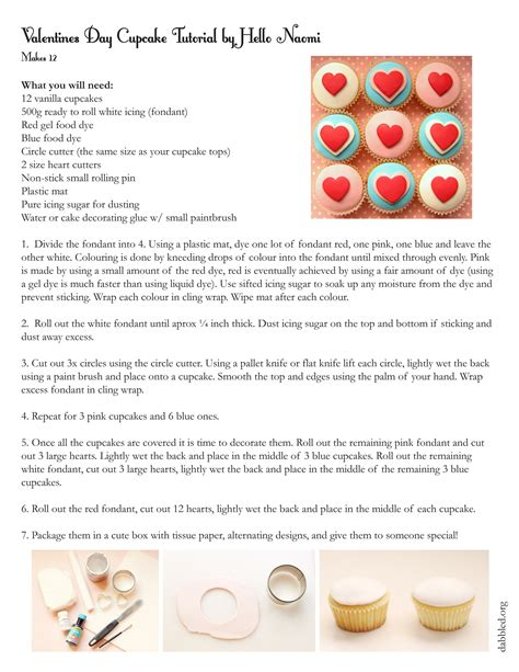 printable muffin recipes valentine s day cupcakes by hello naomi foodwhirl