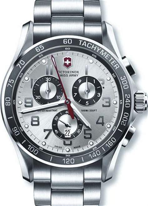 Swiss Army 2201 Silver Combi victorinox swiss army chrono classic wrist watches chrono classic xls silver 241445