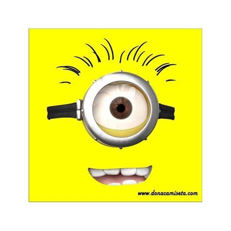 imagenes de los minions ojos camiseta minion