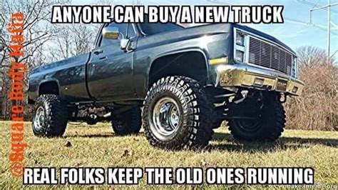 can i buy a new anyone can buy a new truck real folks keep the ones