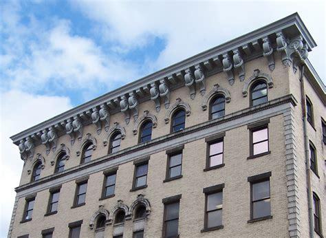 Cornice Building cornice