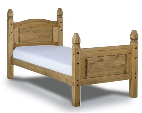 Corona 3 0 Quot High Foot End Bed Frame Corona Bed Frame