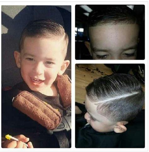 young gentlemans hairstyle gentleman haircut toddler in style min elskede