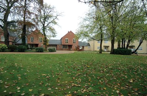 queniborough hall leicestershire completed developments
