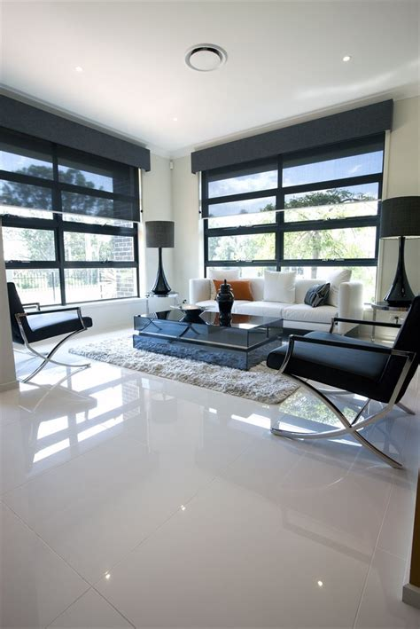 Tiles In Living Room - 1000 ideas about black living rooms on black