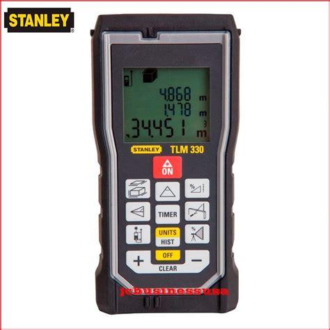 Stanley 100m Tlm 330 Laser Dist distanciometro laser stanleytlm330 dist 330ft 100m imp