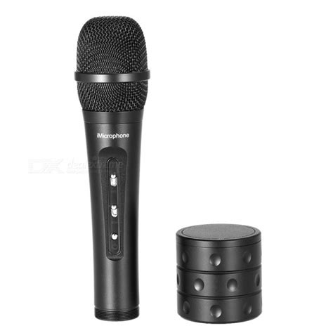 Ktv Mobile Microphone For Smartphone And Pc karaoke player bluetooth condenser microphone for