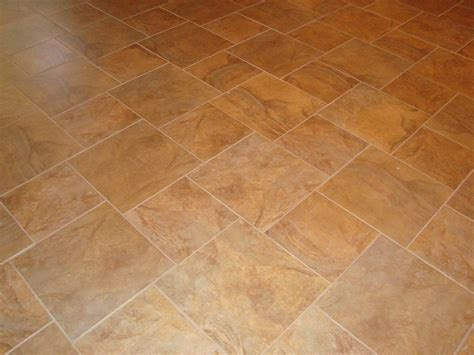18x18 and 12x12 tile pattern dianes remodel pinterest